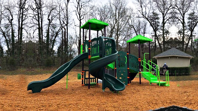 The Benefits of Installing a Playground, Play Structure, or Other Play Equipment in TN