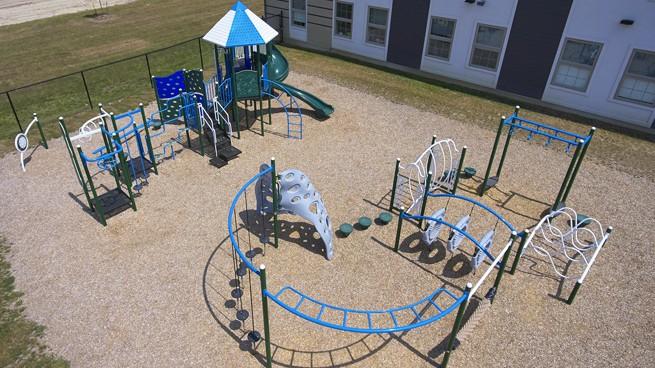 School Playground E